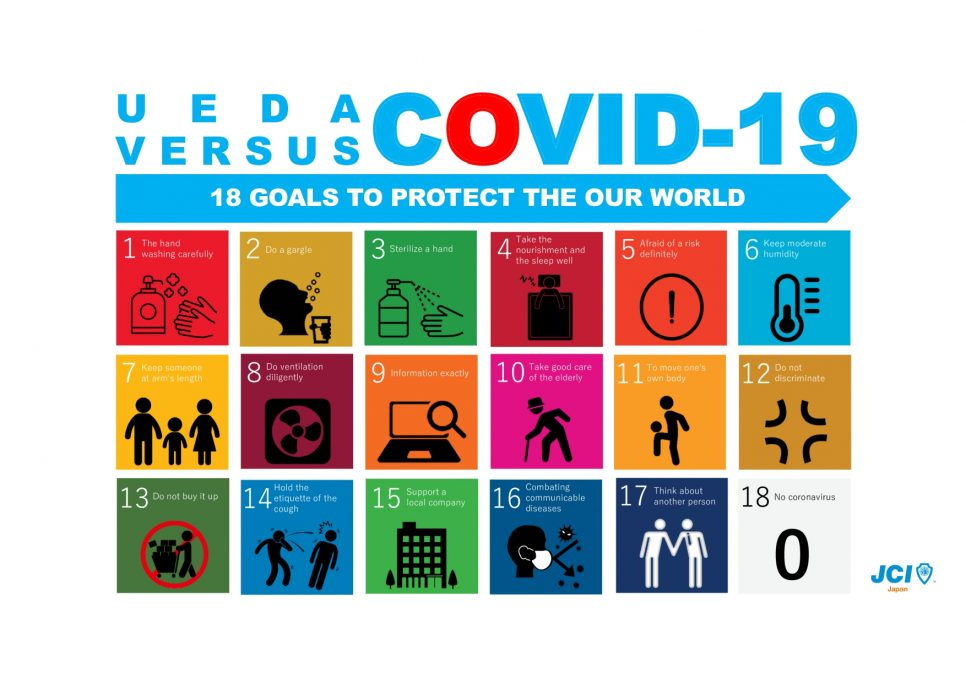 コロナ18 感染拡大を抑える18の指標