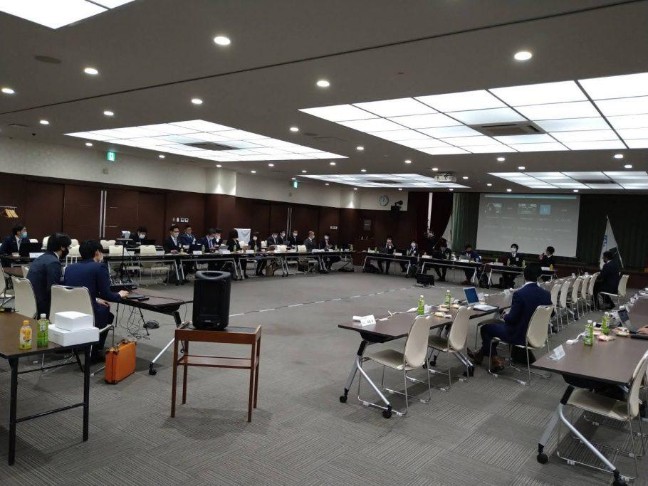 第2回会員会議所予定者会議(新旧合同開催) 事業報告